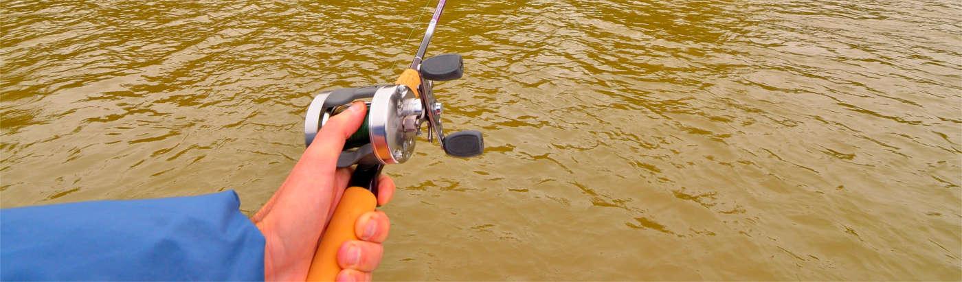 Pesca em rios